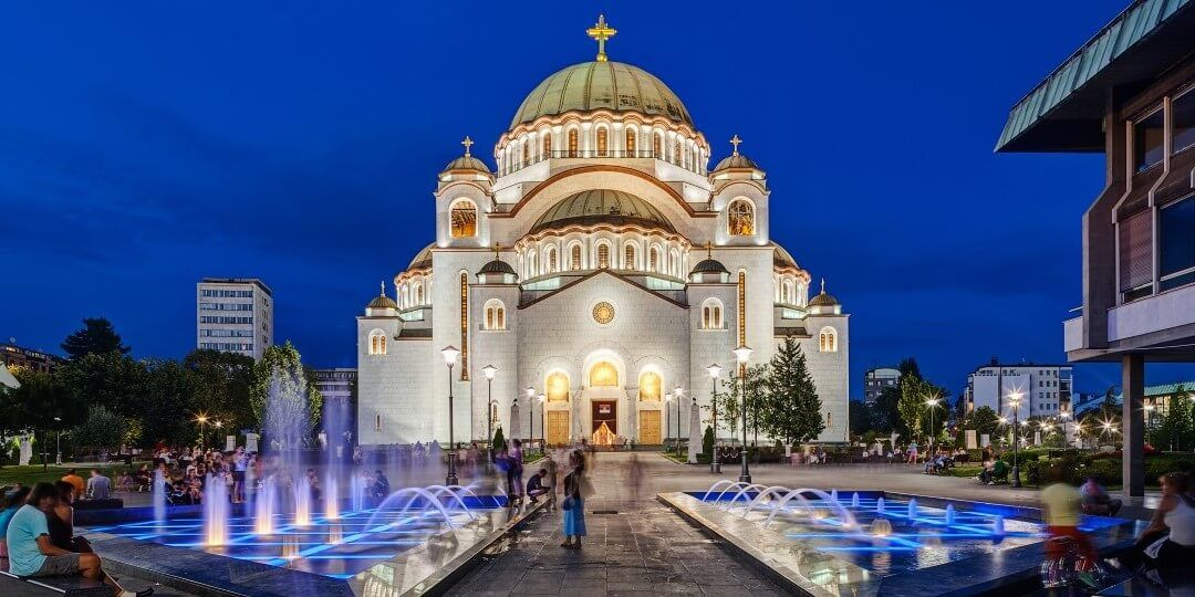 Balkan tour - Beograd 3