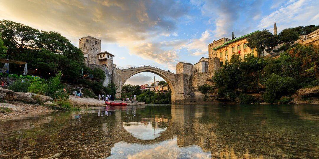 Balkan tour - Mostar 1