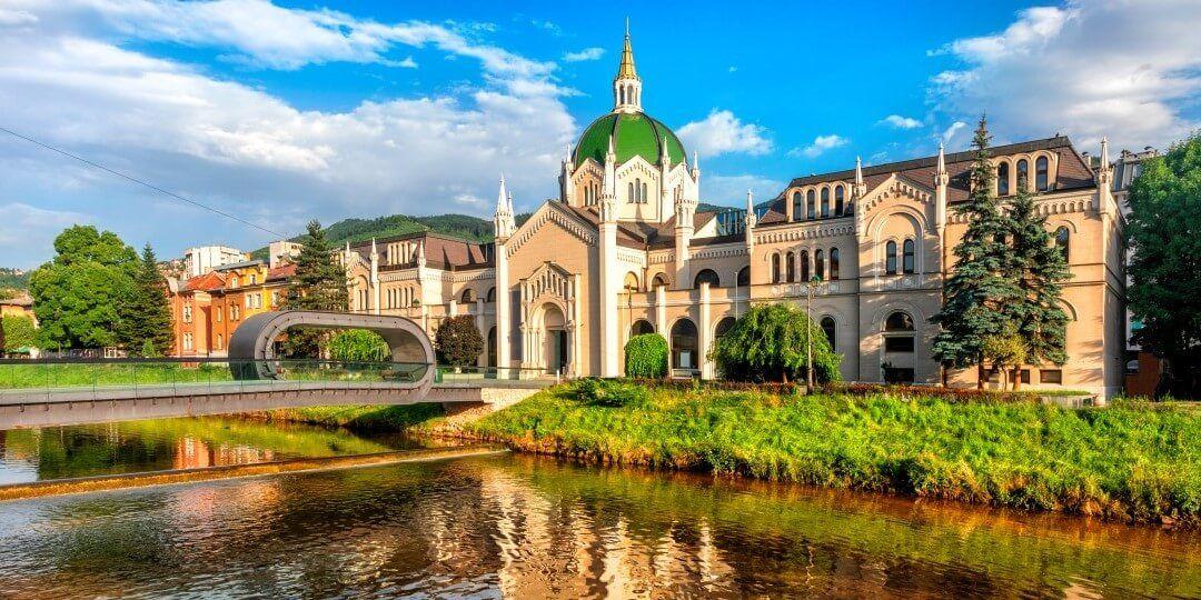 Balkan tour - Sarajevo 1