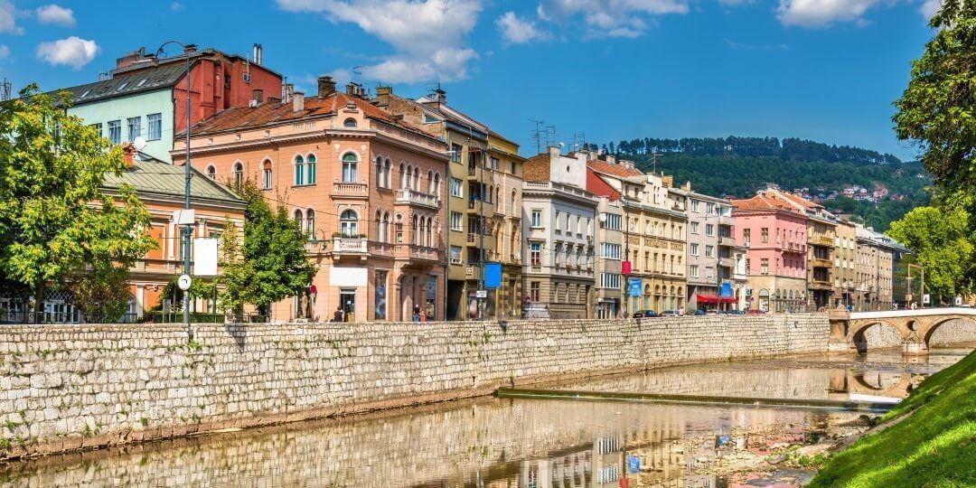 Balkan tour - Sarajevo 3