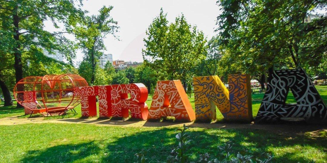 Balkan tour - Tirana 2