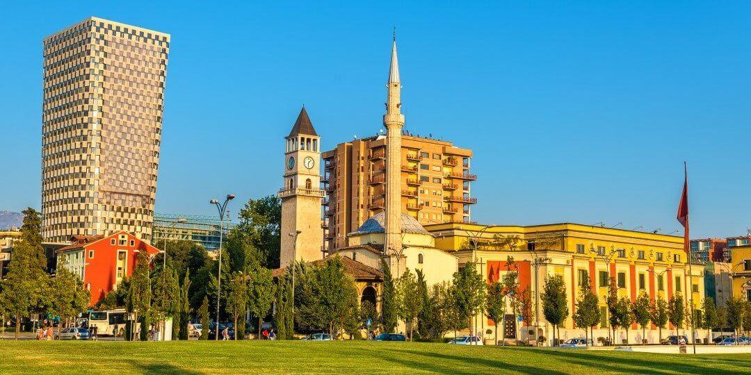Balkan tour - Tirana 3