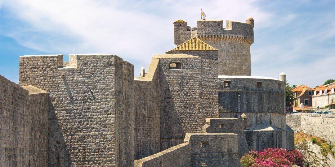 Croatia tour - Dubrovnik 2