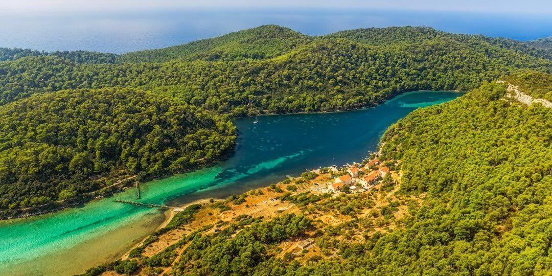 Dalmatian coast tour - Mljet 1