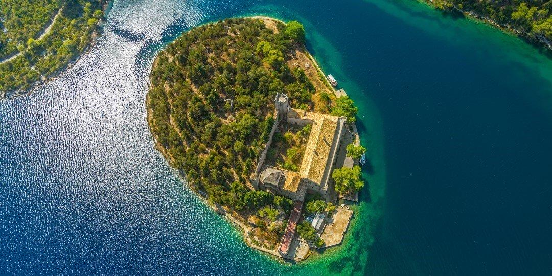 Dalmatian coast tour - Mljet 2