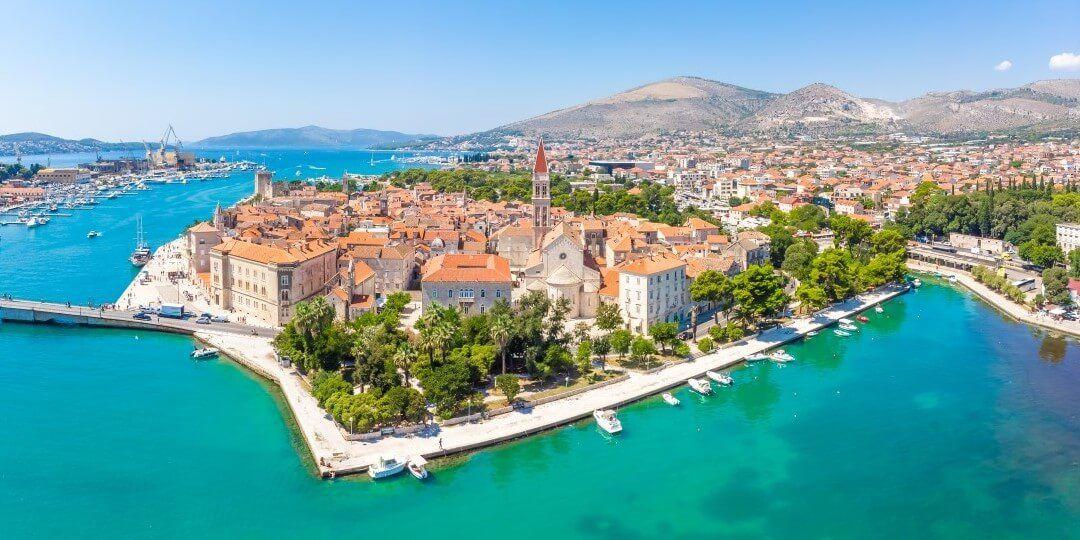 Dalmatian coast tour - Trogir 1