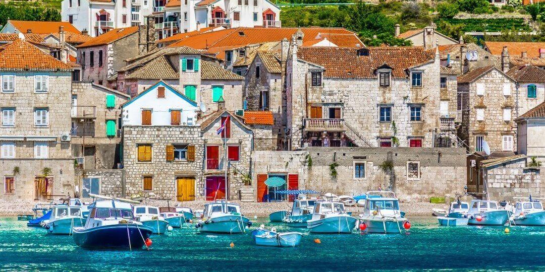 Dalmatian coast tour - Vis 1