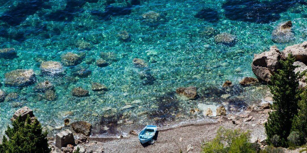 Dalmatian coast tour - Vis 2