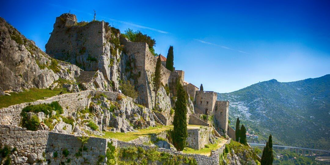 Game of Thrones Tour Croatia - Klis 1