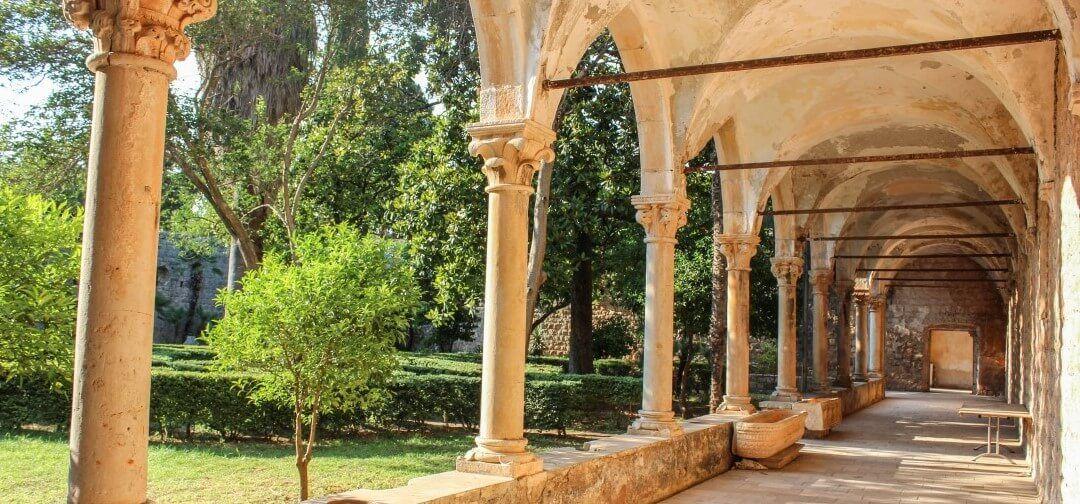 Game of Thrones Tour Croatia - Lokrum monastery