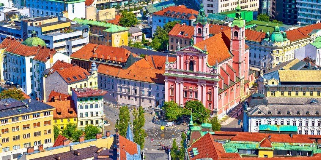 Slovenia tour - Ljubljana 2