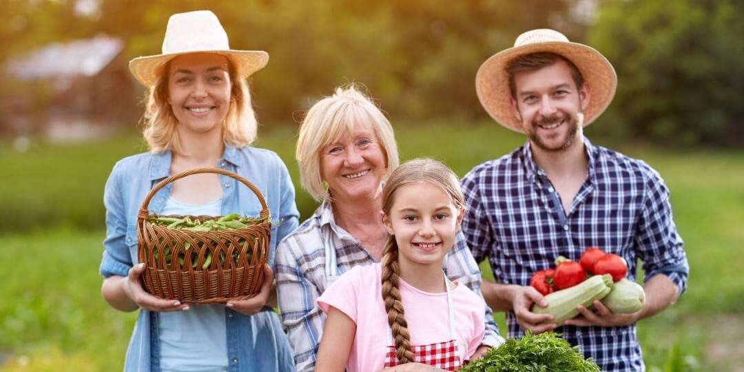 Tour of Croatia - family farm